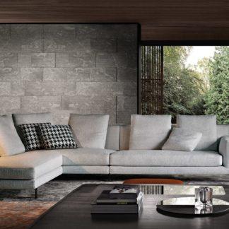 Sfera design Minotti soft furniture Allen