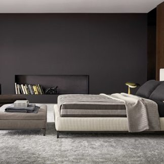 Sfera design Minotti bedroom furniture Andersen Bed