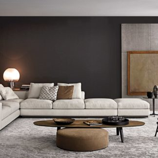 Sfera design Minotti soft furniture Andersen Line