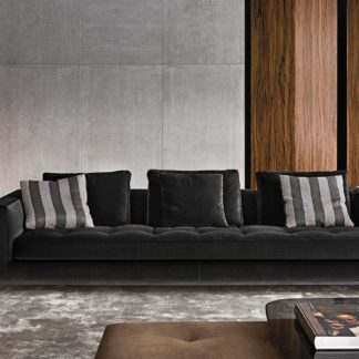 Sfera design Minotti soft furniture Andersen Quilt