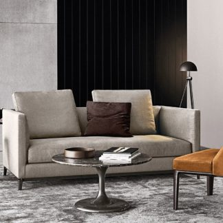 Sfera design Minotti soft furniture Andersen Slim 90
