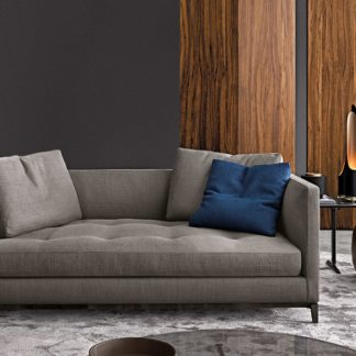 Sfera design Minotti soft furniture Andersen Slim 90 Quilt