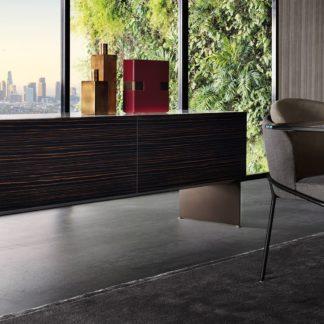 Sfera design Minotti storage-system furniture Carson