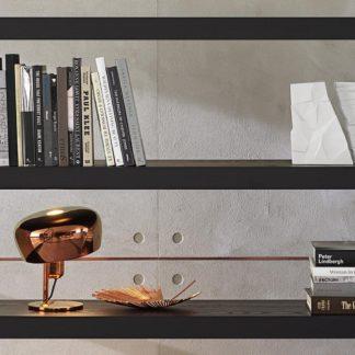 Sfera design Minotti storage-system furniture Carson Bookcase