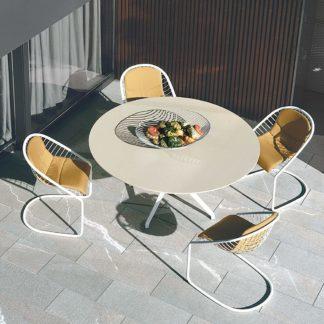 Sfera design Minotti canteen