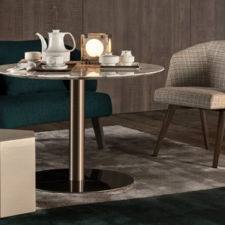 Sfera design Minotti canteen furniture Creed Lounge