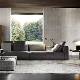 Sfera design Minotti soft furniture Donovan
