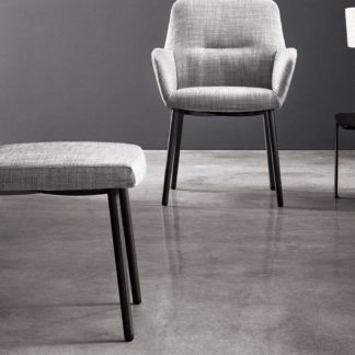 Sfera design Minotti canteen furniture Flavin
