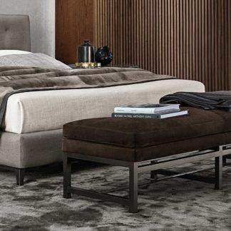 Sfera design Minotti accessories furniture Flynt Bench