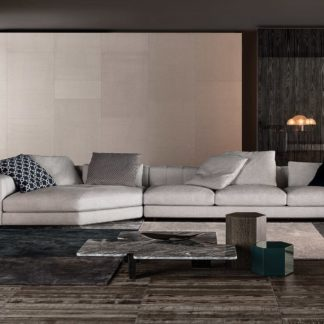 Sfera design Minotti soft furniture Freeman Duvet