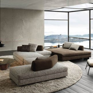 Sfera design Minotti soft furniture Granville