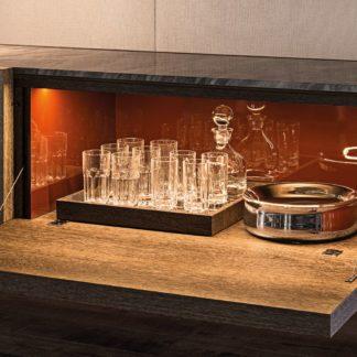 Sfera design Minotti accessories furniture Gray Tray