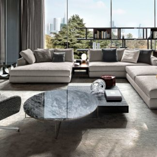 Sfera design Minotti soft furniture Hamilton