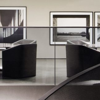 Sfera design Minotti canteen furniture Loving