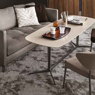 Sfera design Minotti canteen furniture Mills Low
