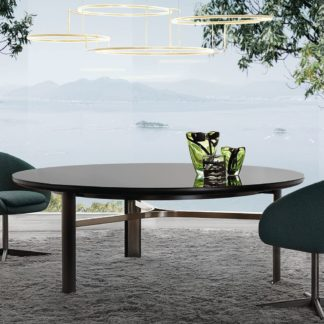 Sfera design Minotti canteen furniture Russell Dining