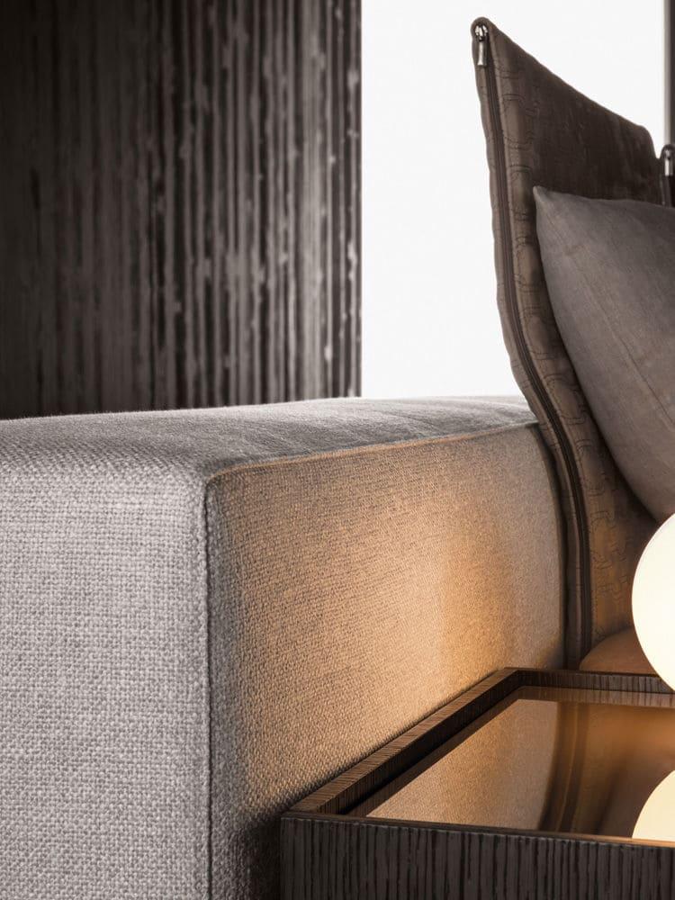 Sfera design Minotti bedroom furniture Yang Bed