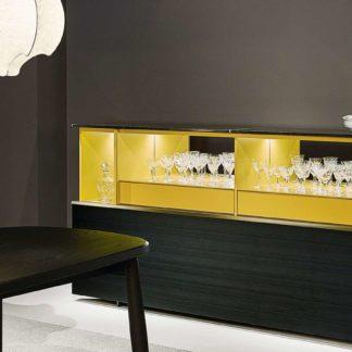 Sfera design porro furniture Gallery low cupboard