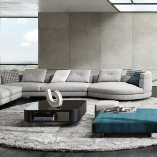Sfera design Minotti soft furniture Alexander