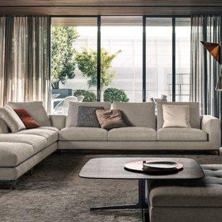 Sfera design Minotti soft furniture Andersen