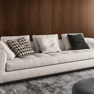 Sfera design Minotti soft furniture Andersen Line Quilt