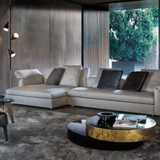 Sfera design Minotti soft furniture Collar