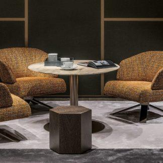 Sfera design Minotti soft furniture Creed Small