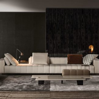 Sfera design Minotti soft furniture Freeman Tailor