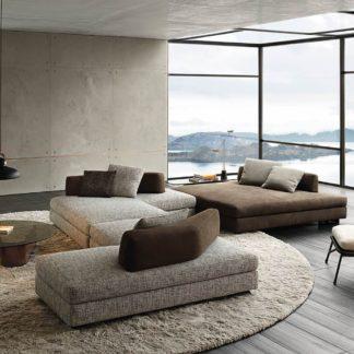 Sfera design Minotti soft furniture Granville