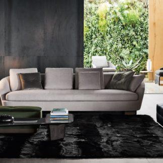 Sfera design Minotti soft furniture Jacques