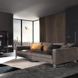 Sfera design Minotti soft furniture Pollock