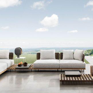Sfera design Minotti soft furniture Quadrado